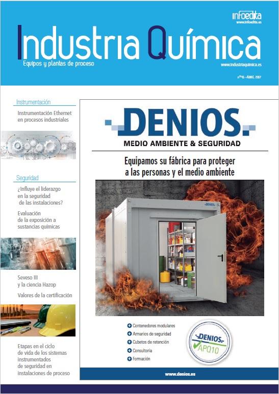 Revista Industria Química