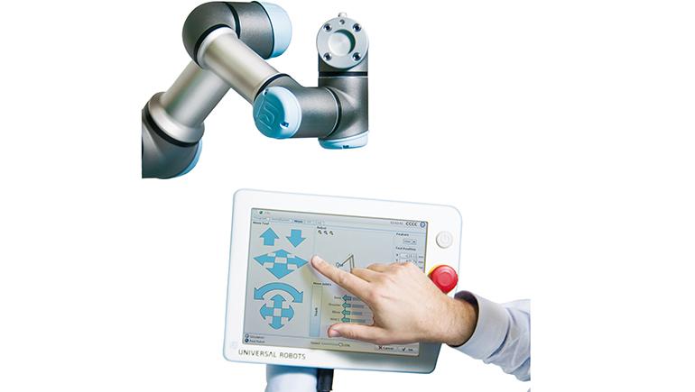 Universal Robots y SICK se unen para innovar en robótica colaborativa