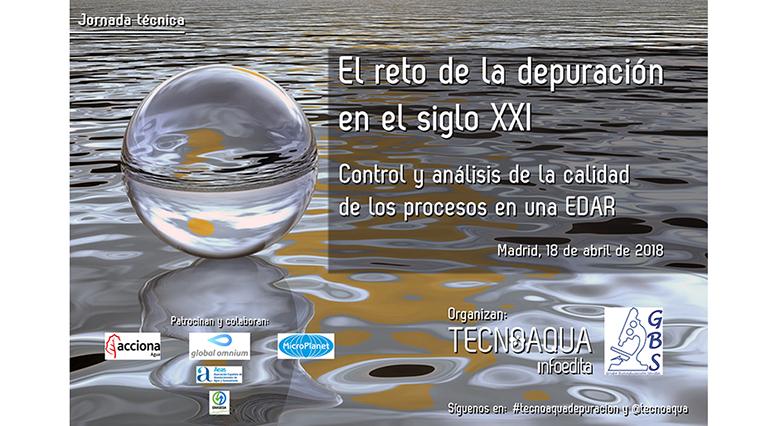 Tecnoaqua, tratamiento de aguas