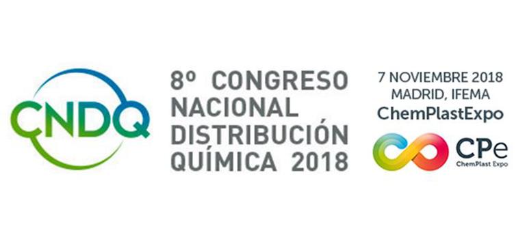 Abierta la inscripción al 8º Congreso Nacional de la Distribución Química