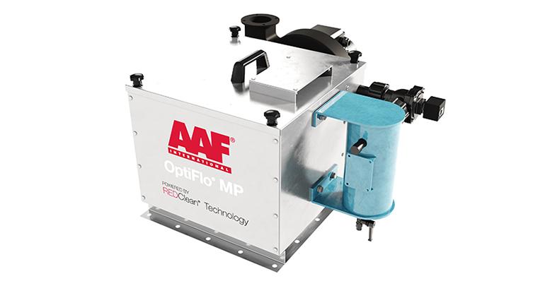 AAF International presenta en Polusólidos 2019 sus últimas innovaciones en filtración industrial