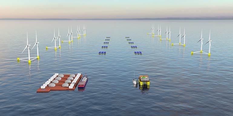 Acciona, hidrógeno verde, energía renovable