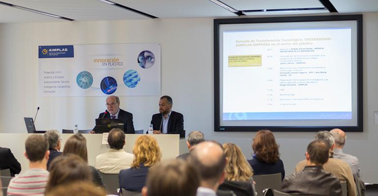 Aimplas organiza la segunda edición de su Jornada de Transferencia Tecnológica