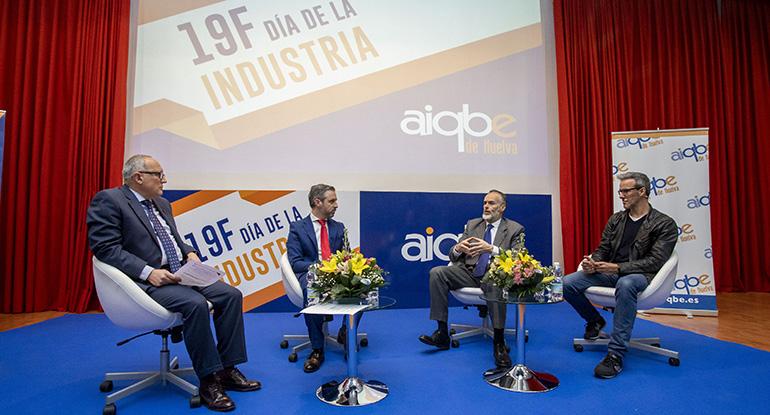 AIQBE reivindica el papel la industria química onubense en el Día de la Industria