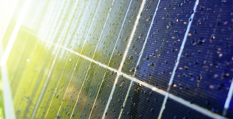 La AIQBE respalda el proyecto de implantación de un parque solar fotovoltaico en Huelva