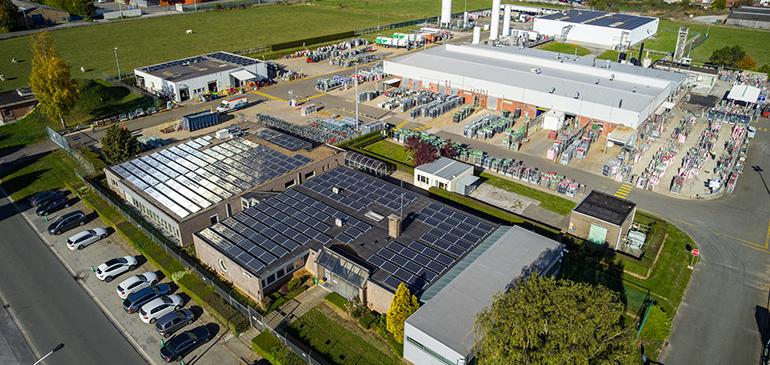 Air Products, energía solar, Carburos Metálicos