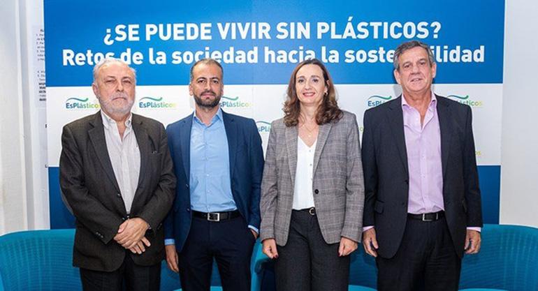 Nace EsPlásticos, una plataforma para reivindicar la contribución de los plásticos a la sociedad
