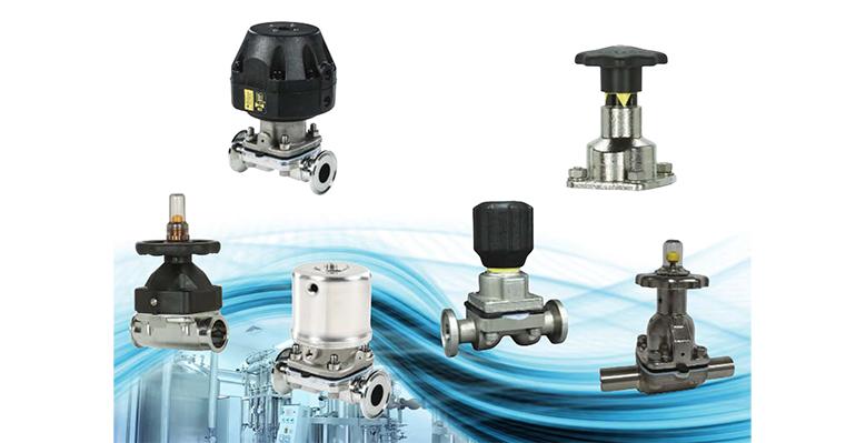 Las válvulas asépticas de ASCO Series 224 ya están disponibles