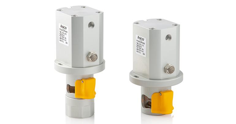 Mejor retención del tubo: nueva válvula neumática de pinzamiento de un único uso