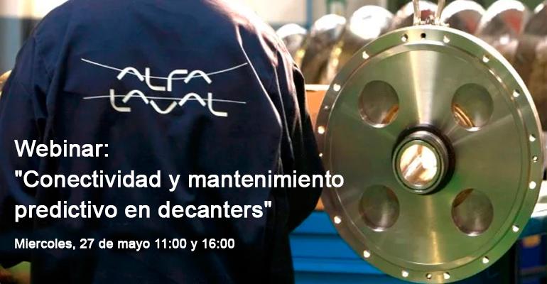 Alfa Laval, webinar, mantenimiento