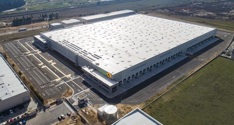 Amara abre un nuevo centro logístico en Madrid