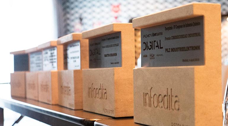 Iberquimia, Premios, Digital