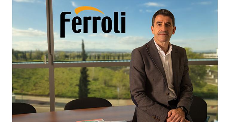 Entrevista Aurelio Lanchas, jefe de producto de calefacción de Ferroli España