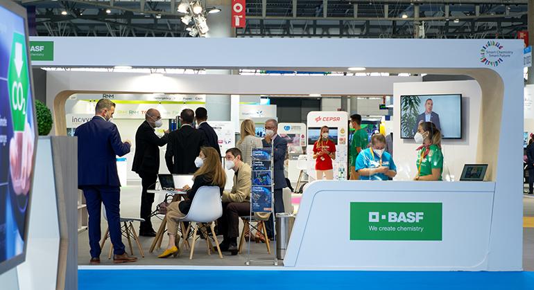 Economía circular, innovación y 5G, ejes de Basf en Expoquimia 2021