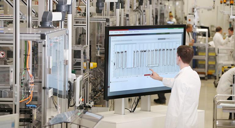 Bosch preconiza un futuro industrial basado en la conectividad