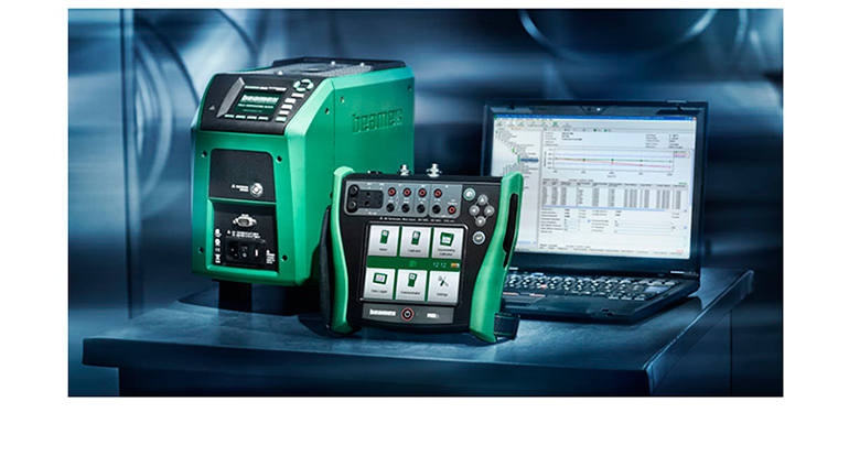 Los sistemas de calibración toman protagonismo en la nueva industria