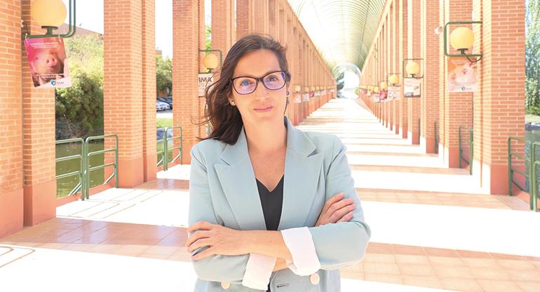 Entrevista Cristina López, directora de SMAGUA