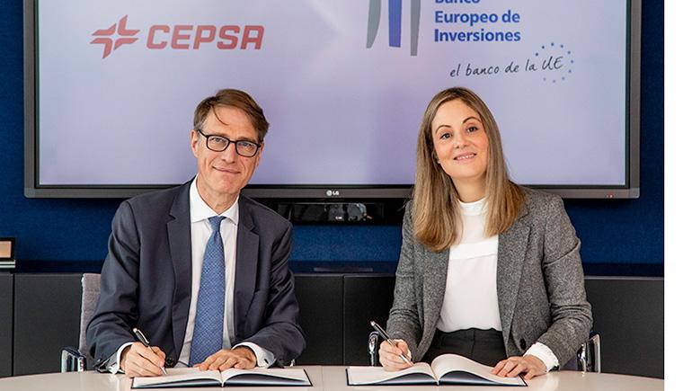 El BEI financia un proyecto sostenible de Cepsa