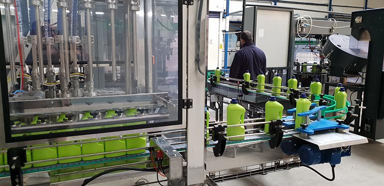 El fabricante de productos de limpieza Chubb obtiene la certificación IFS HPC