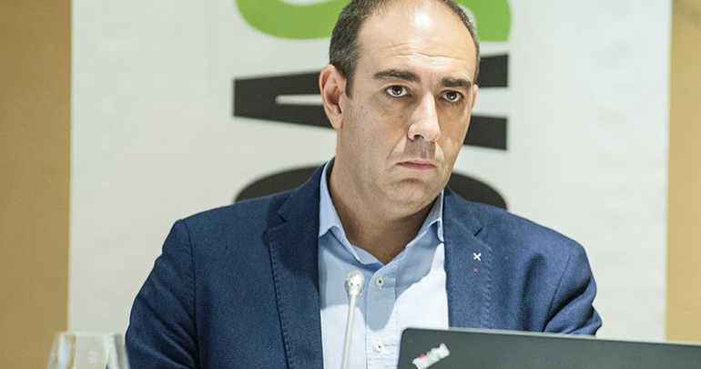 Entrevista Ángel Monzón Mosteo, presidente de COASHIQ