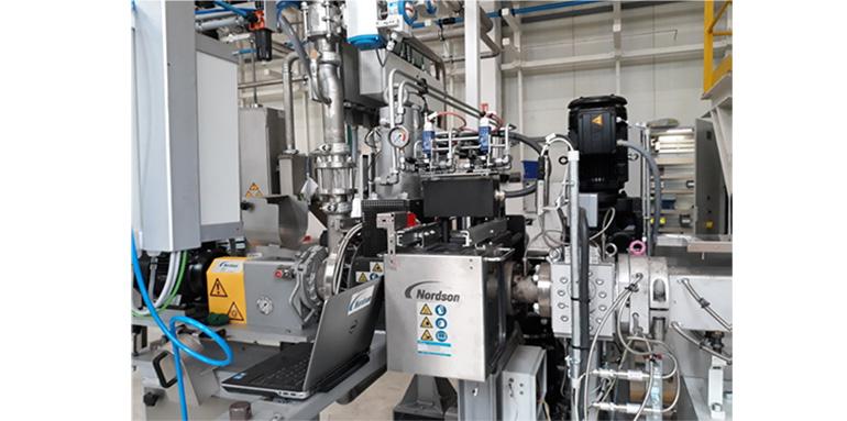 Coscollola entrega una línea completa para la fabricación de micro-pellets