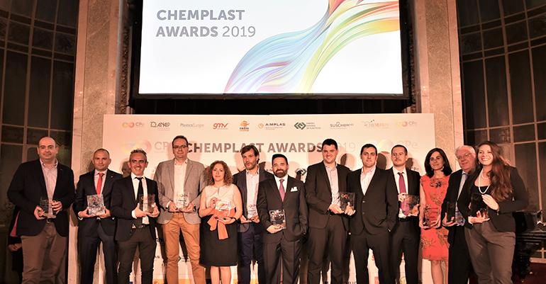 La segunda edición de los ChemPlast Awards 2019 entregó sus galardones