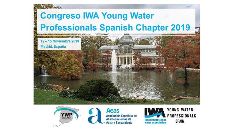 Cita en noviembre para los jóvenes profesionales en el Congreso IWA YWP 2019