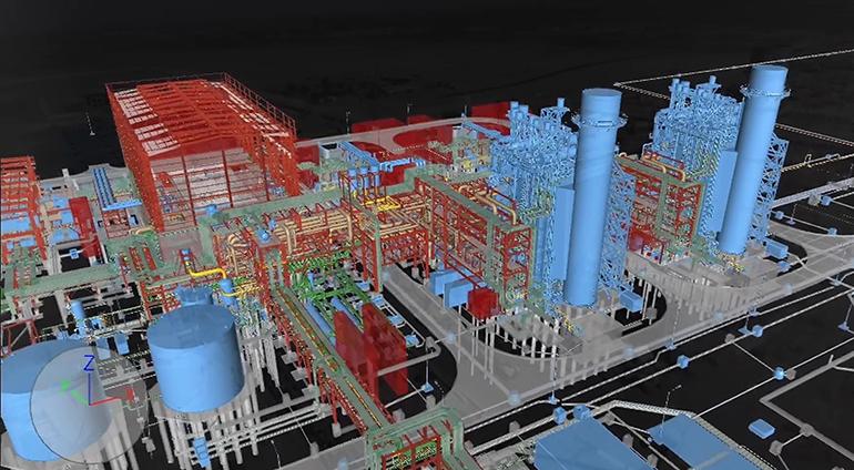 Alianza de Tecnatom y Sener para desarrollar la Smart Digital Plant de la eléctrica china SPIC