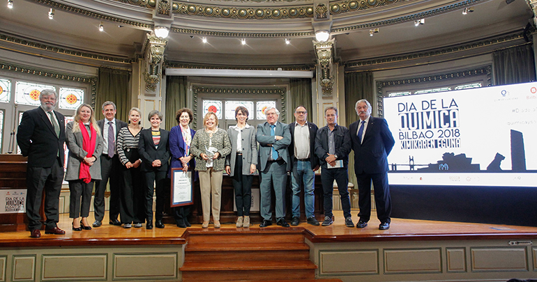 Euskadi reivindica su papel en el sector químico