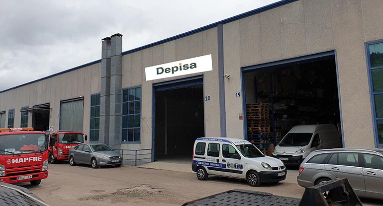 Depisa amplía sus instalaciones en Andalucía