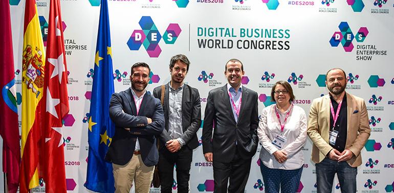 PP, PSOE, Ciudadanos y Podemos presentan en DES sus iniciativas para la Agenda Digital