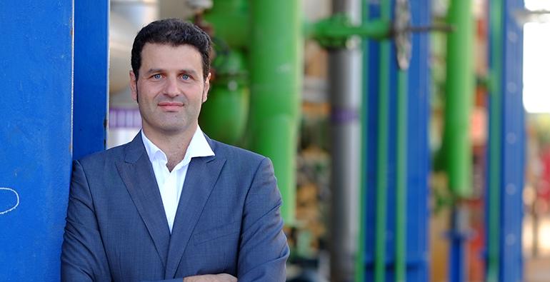 Elix nombra como nuevo CEO a David Castañeda