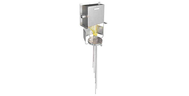 Instrumentos de temperatura multipunto