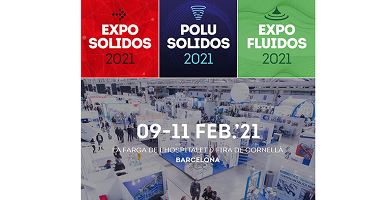 Exposolidos, Polusolidos y Expofluidos 2021, evento integral