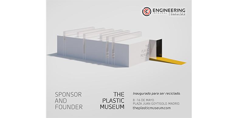 Museo del plástico reciclado en Madrid