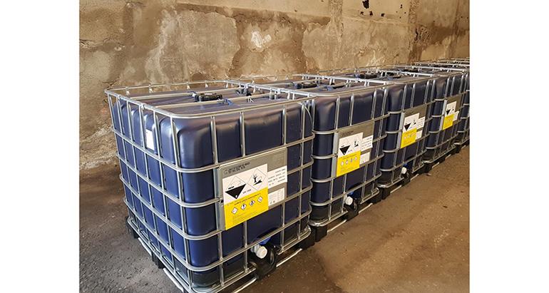 Ercros duplicará la capacidad de producción de clorito sódico en Sabiñánigo