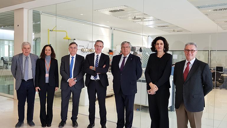 El centro tecnológico Ainia se adhiere a Feique y SusChem-España