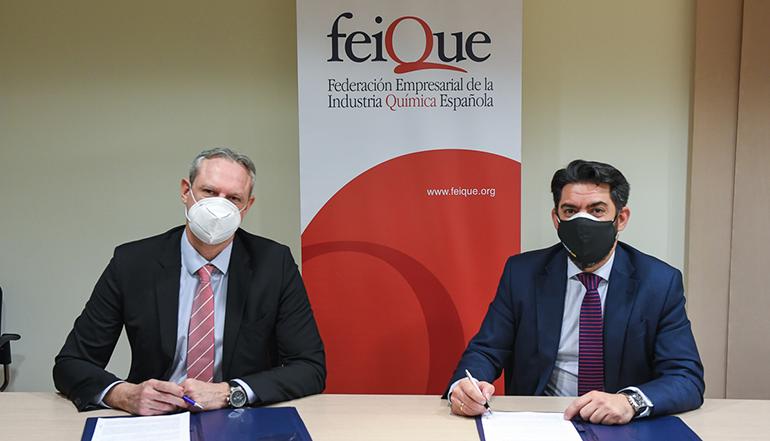 Feique y la Fundación de la Universidad Autónoma de Madrid impulsar retos de innovación en la industria química
