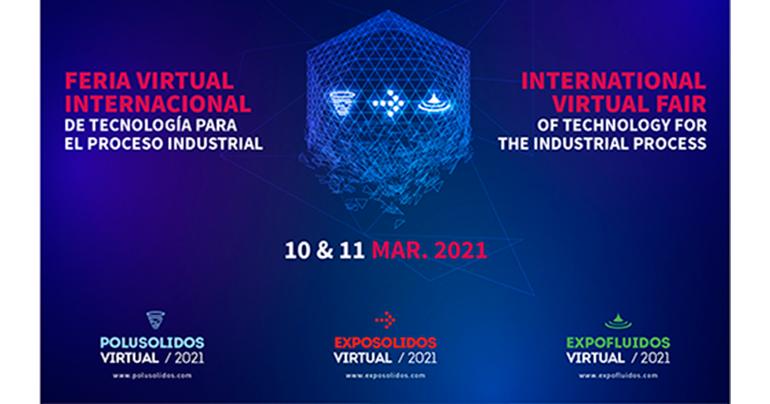 Aplazada al 10 y 11 de marzo la Feria Virtual de Tecnología para el Proceso Industrial