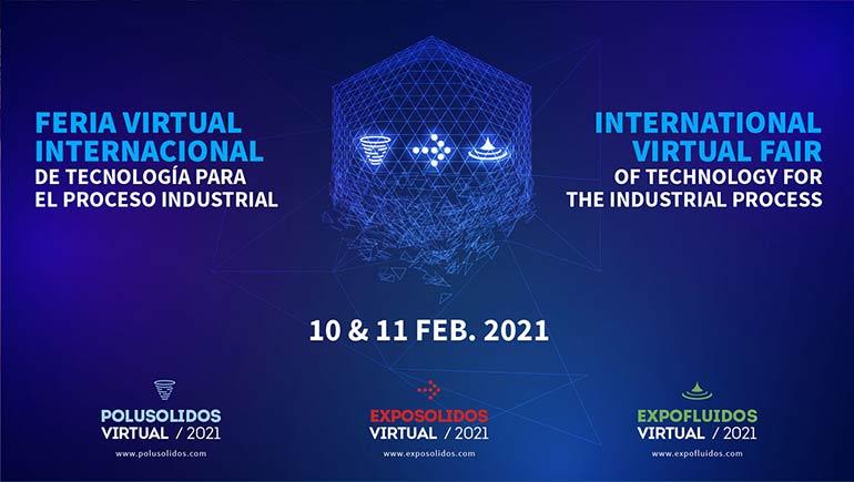 Éxito de convocatoria de la Feria Virtual Internacional de Tecnología para el Proceso Industrial