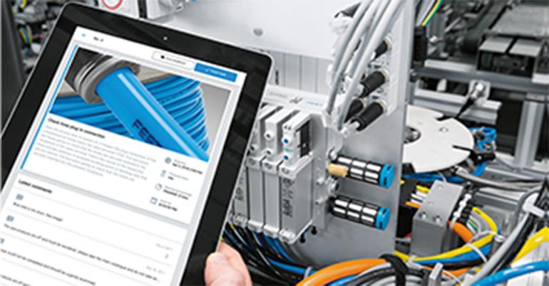 Soluciones para la transformación digital de la industria 4.0