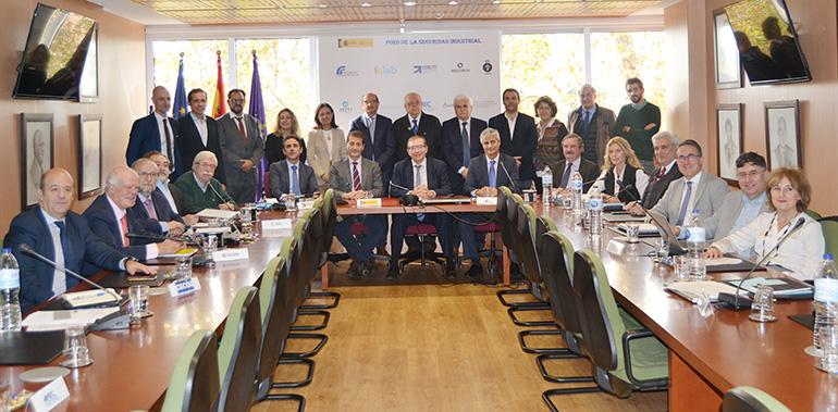 El Foro de la Seguridad Industrial (FSI) eleva sus propuestas al Ministerio de Industria