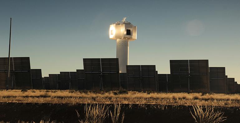 Energía solar térmica, Ciemat
