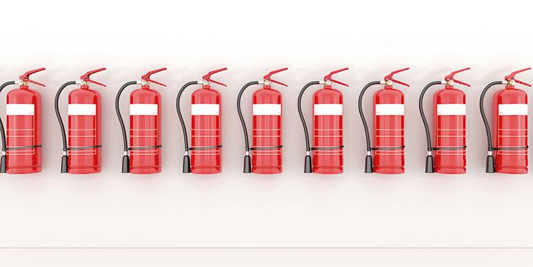 Tecniguego, seguridad contra incendios