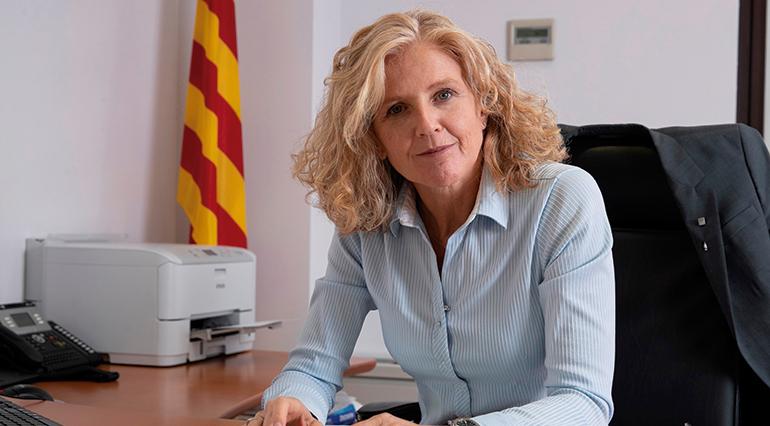 Entrevista Matilde Villarroya Martínez, directora general de Industria de la Generalitat de Cataluña