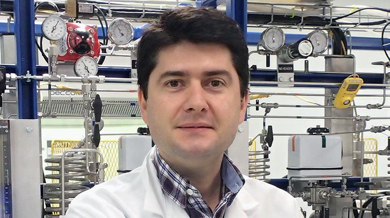 Entrevista Javier García Martínez, presidente electo de la Unión Internacional de Química Pura y Aplicada