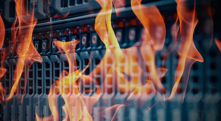 Data Centers, cómo proteger frente a un incendio