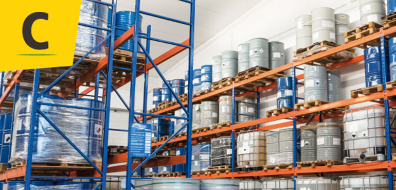 Almacenaje de productos peligrosos según Conterol