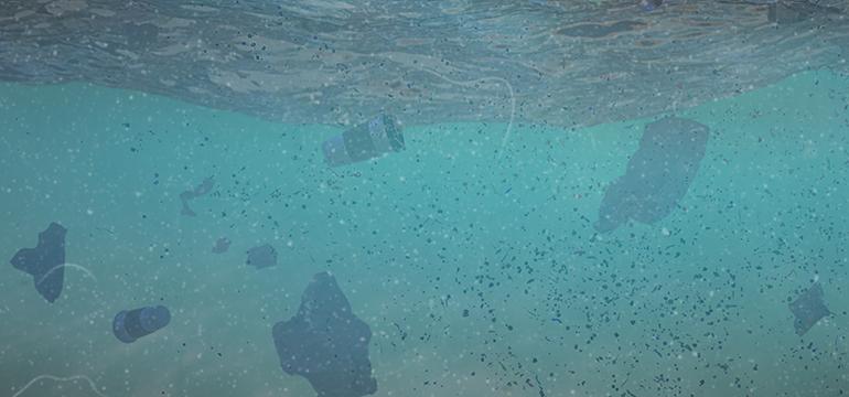 Microplásticos en estaciones depuradoras de aguas residuales urbanas y metodologías de análisis