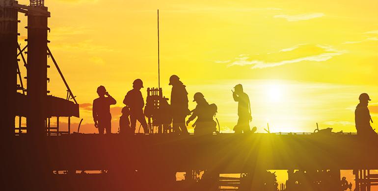 Mantenimiento, seguridad, industria de procesos